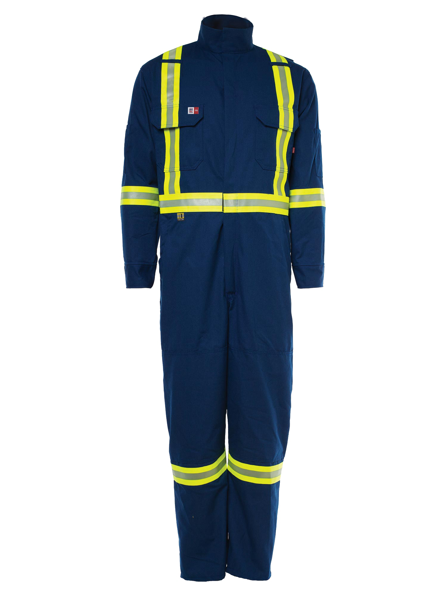 Big Bill 1695DS6 6 oz Lincoln Dual-Link Unlined HV Coverall
