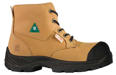 "Big Bill BB3010 6"" Safety Boots"
